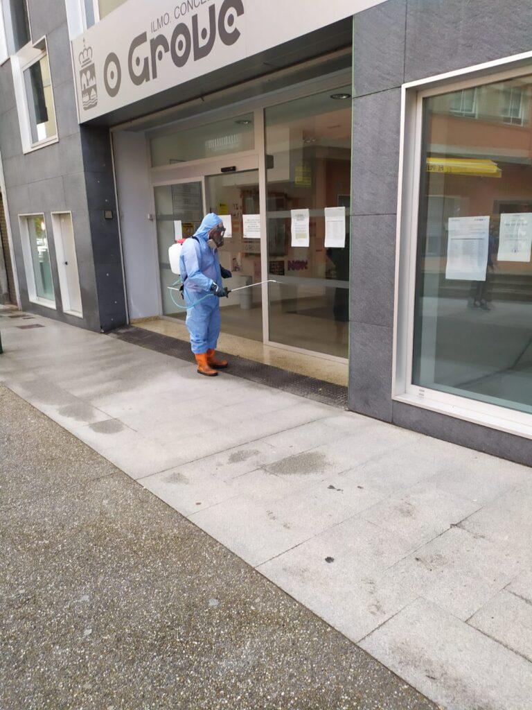 Nueva actividad BATA Servicios Integrales; Limpieza y desinfección Prevención COVID-19.